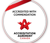 Lady Dunn Health Centre - Proud to be accredited!